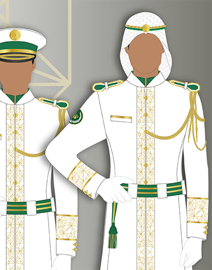 Guards Uniform