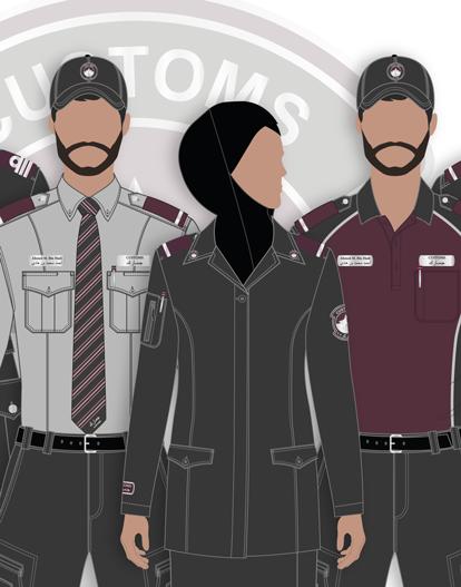 Customs Uniform