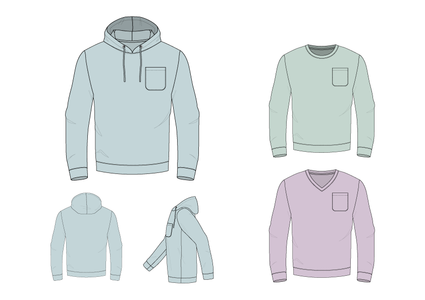 decloud-Fashion-Tech-Pack-Vector-Pullover-features